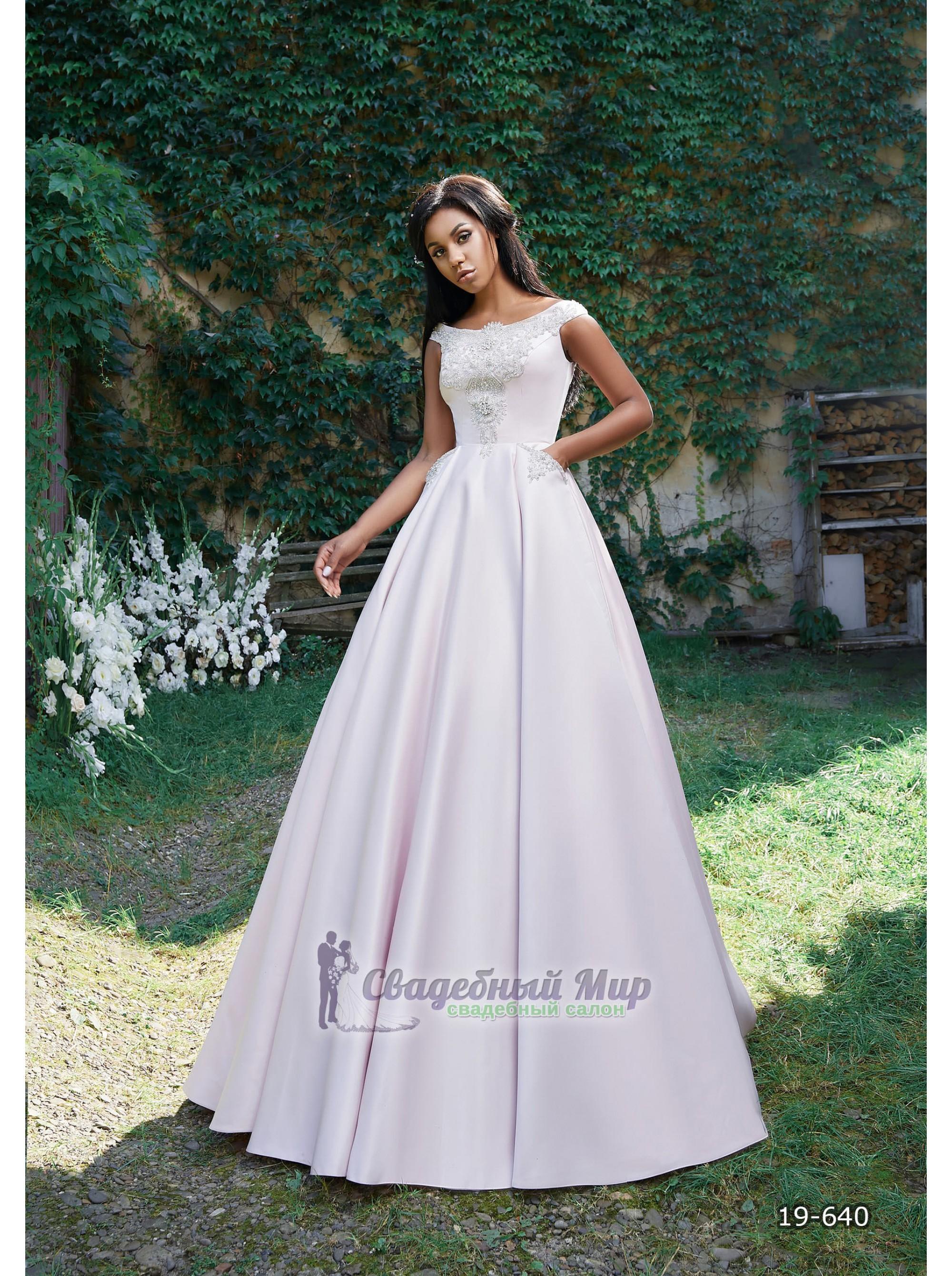 Вечернее платье 19-640