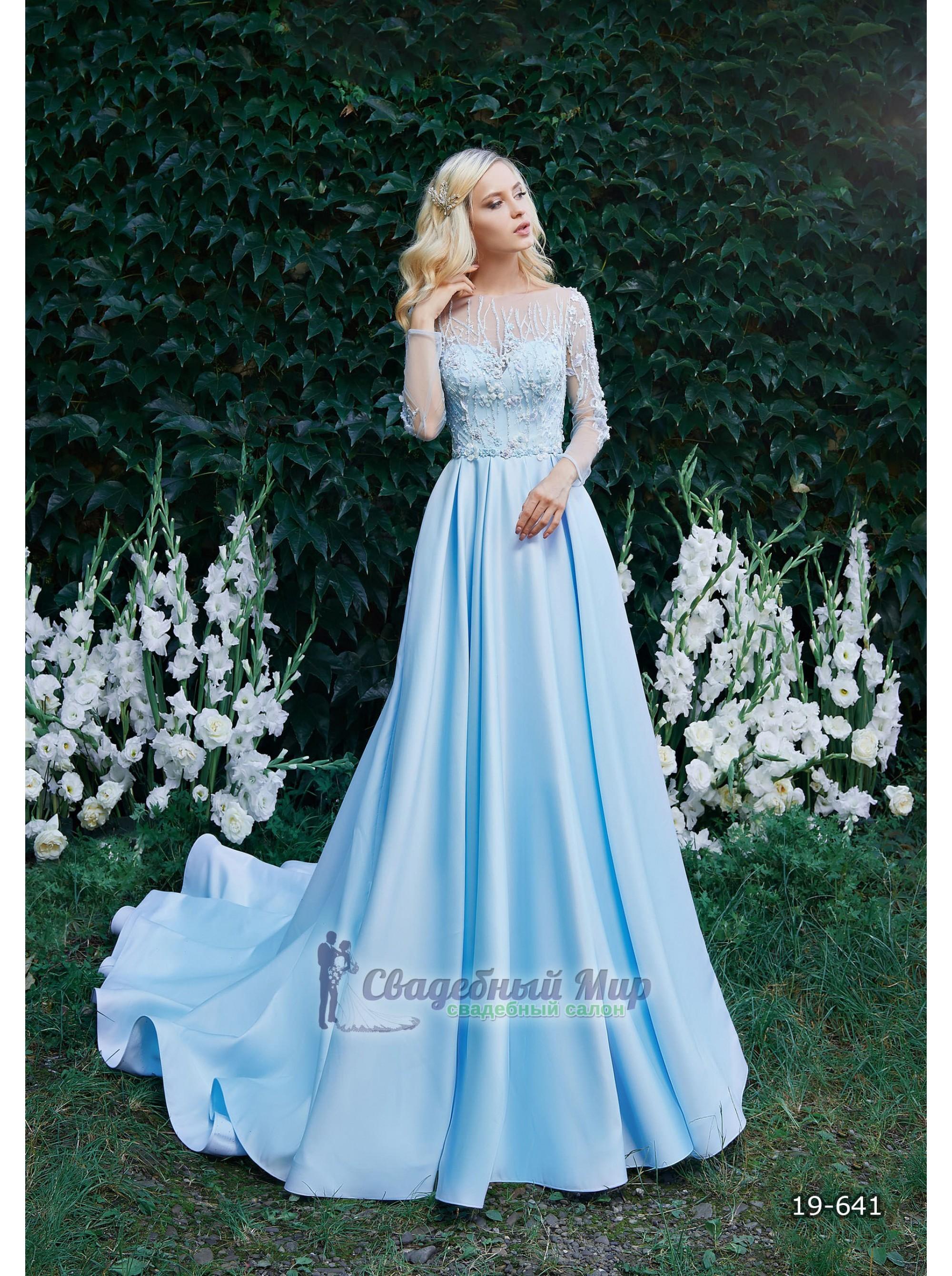Вечернее платье 19-641