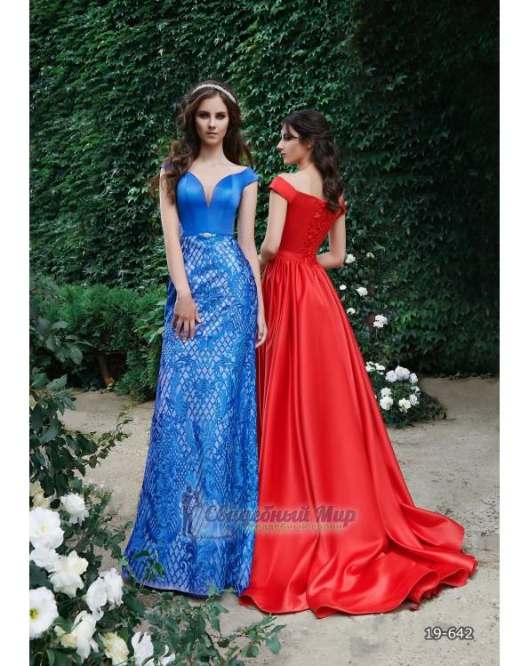 Вечернее платье 19-642