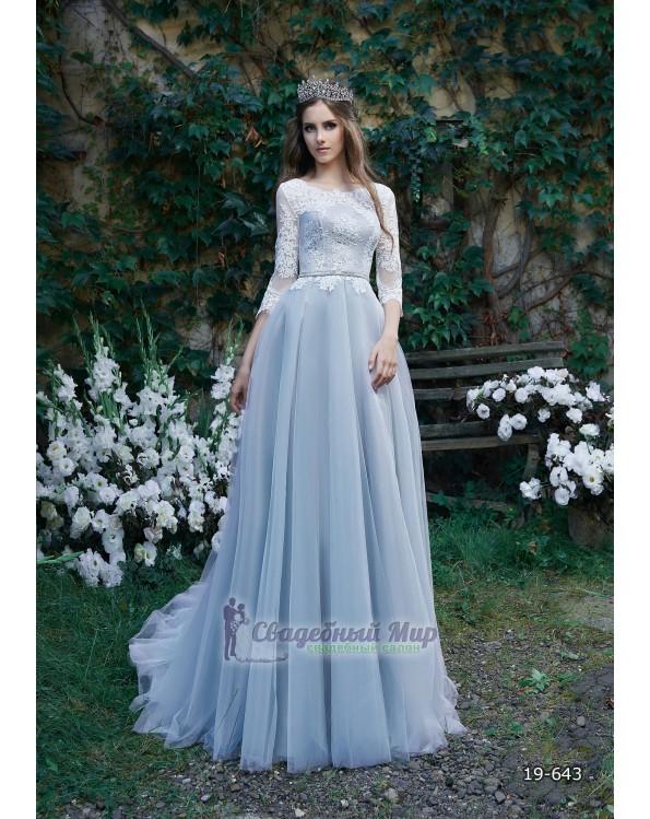 Вечернее платье 19-643