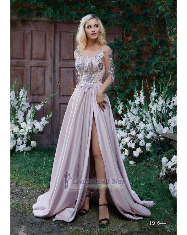 Вечернее платье 19-644