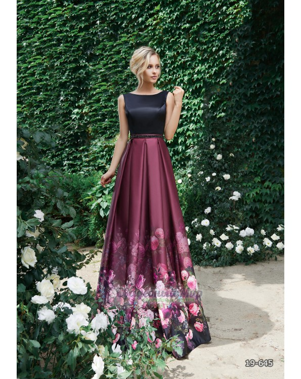 Вечернее платье 19-645