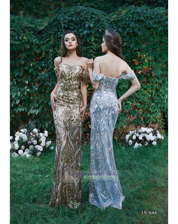 Вечернее платье 19-646