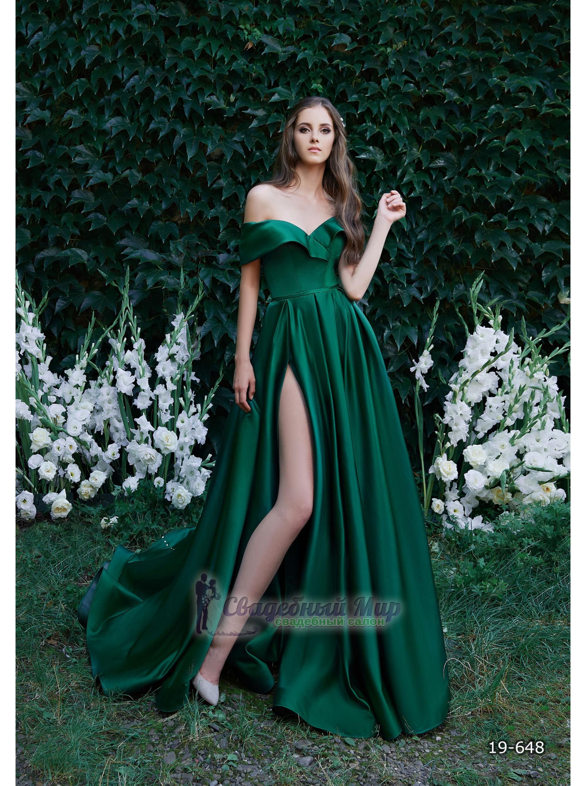 Вечернее платье 19-648