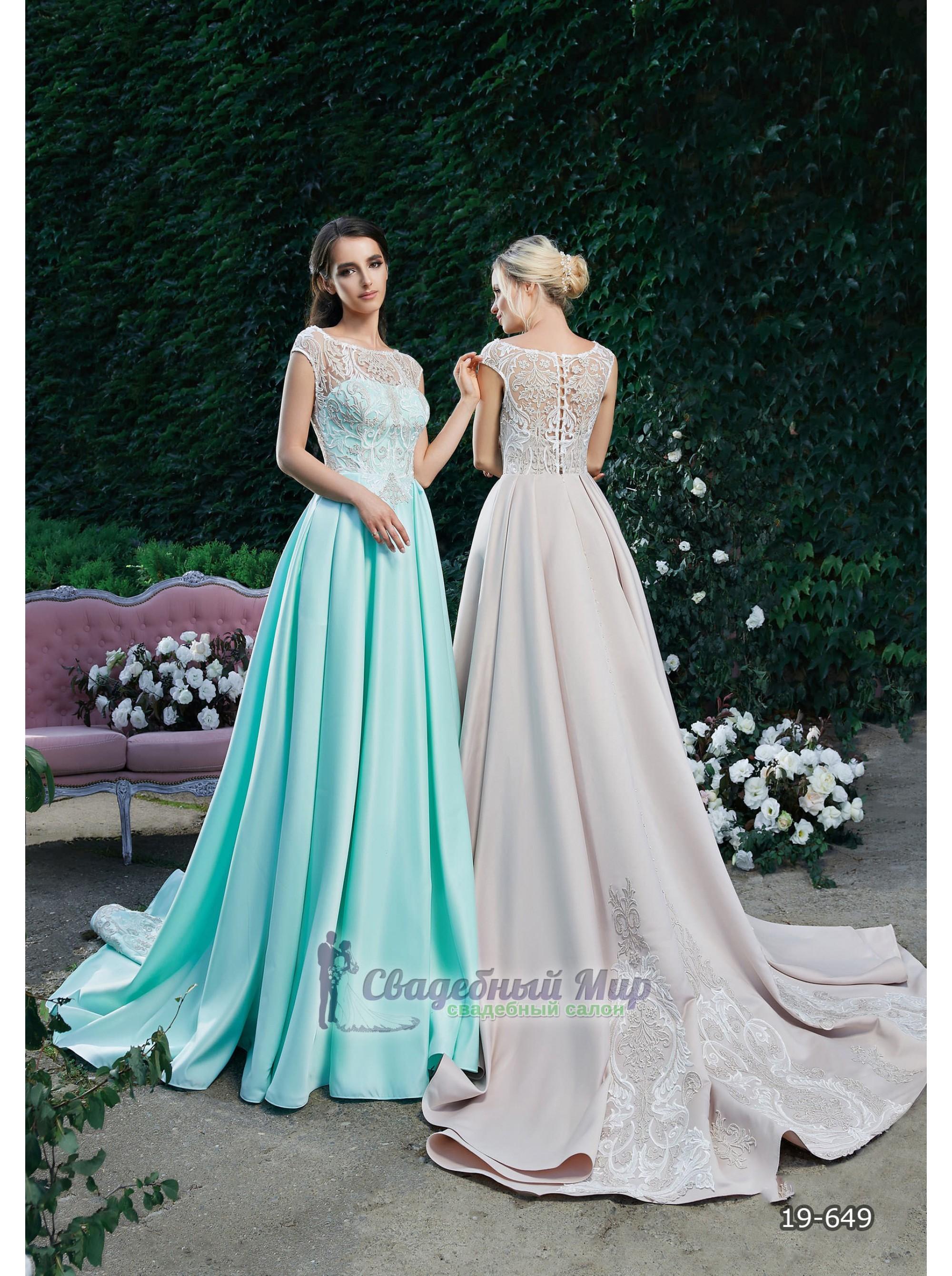 Вечернее платье 19-649