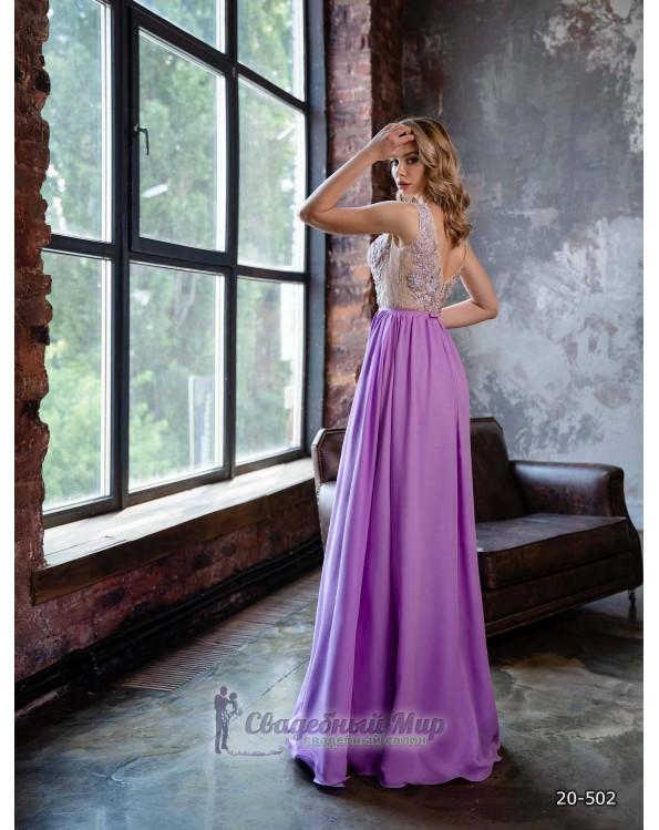 Вечернее платье 20-502