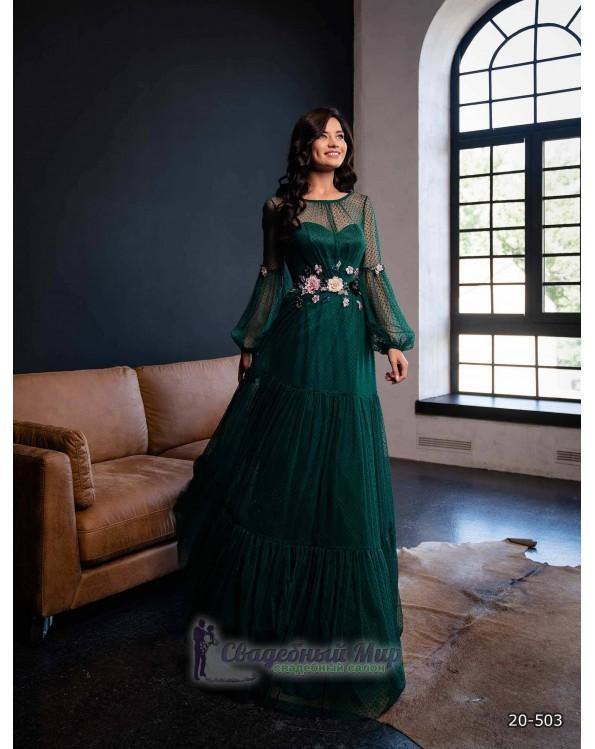 Вечернее платье 20-503
