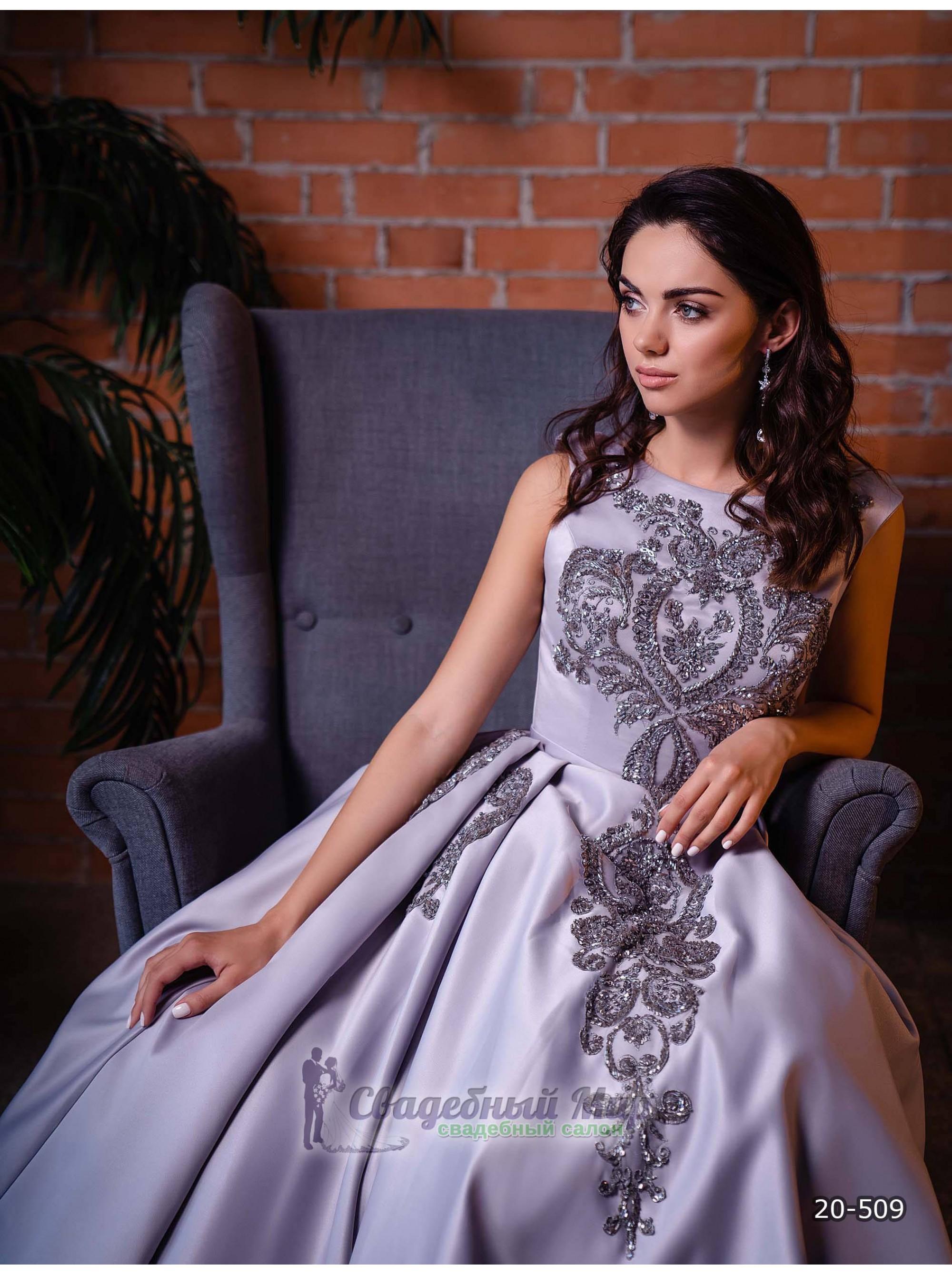 Вечернее платье 20-509