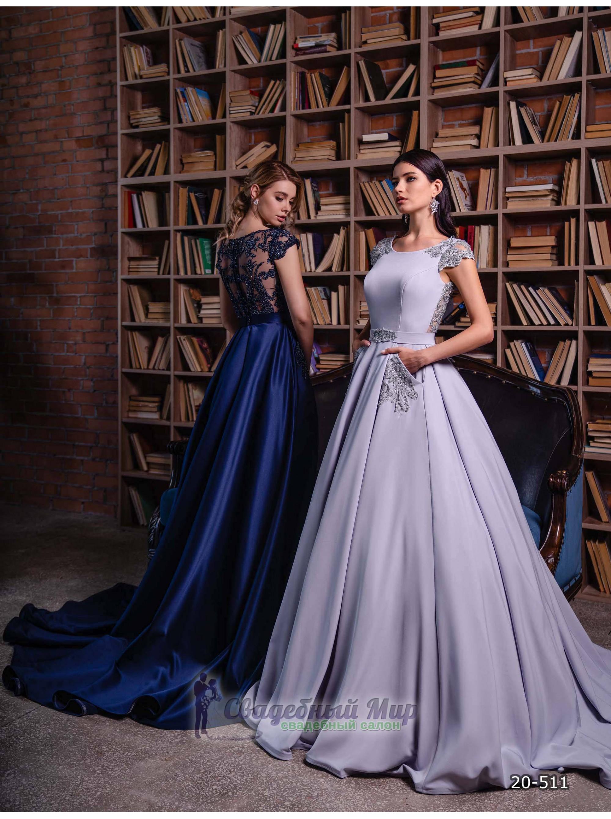 Вечернее платье 20-511