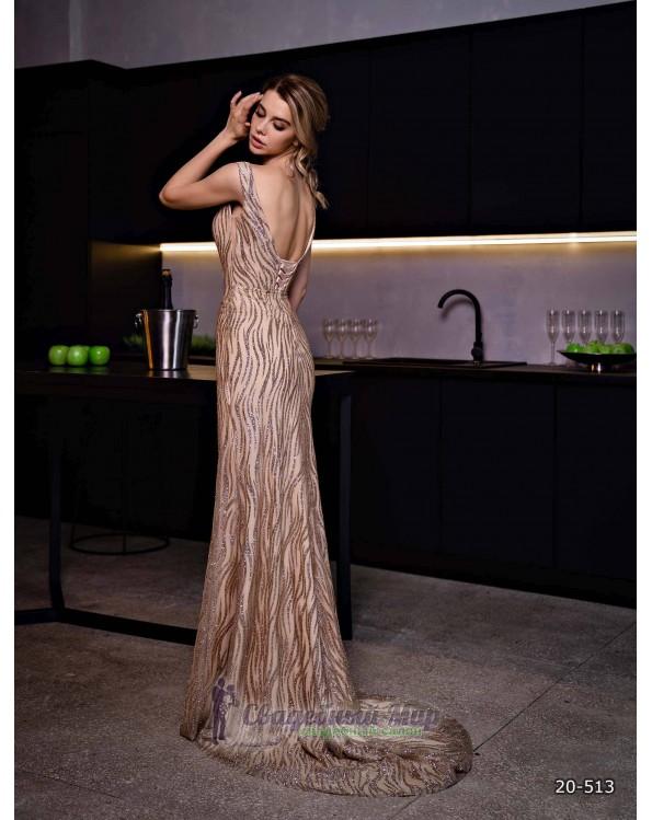 Вечернее платье 20-513