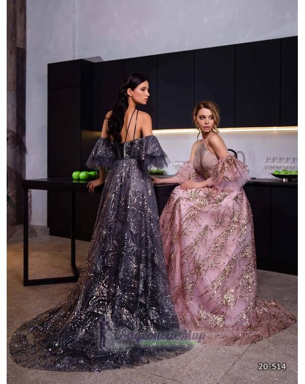 Вечернее платье 20-514