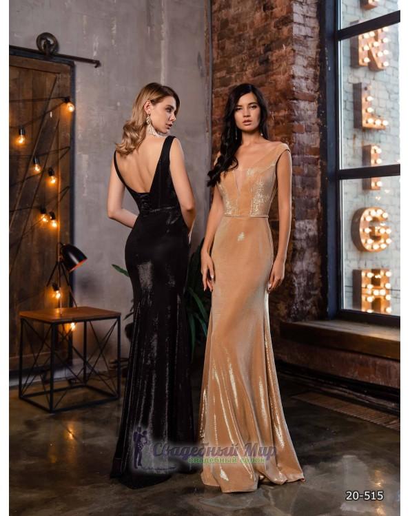 Вечернее платье 20-515