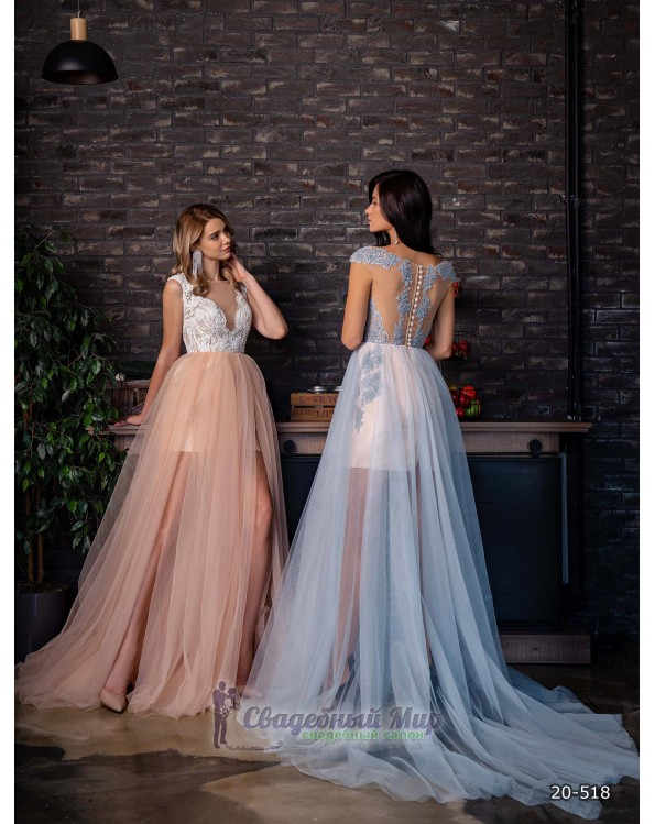Вечернее платье 20-518