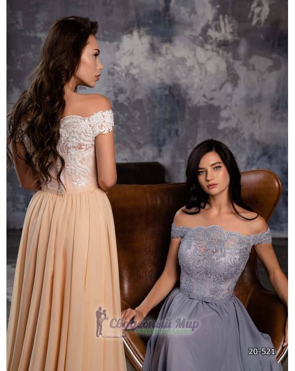 Вечернее платье 20-521
