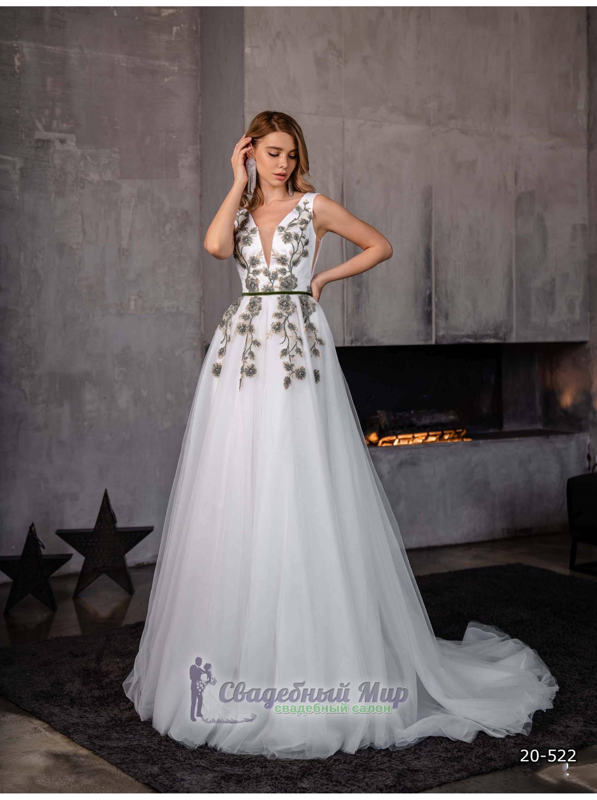 Вечернее платье 20-522