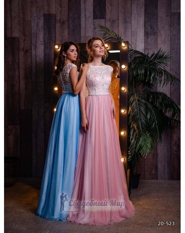 Вечернее платье 20-523