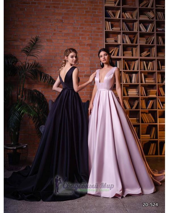 Вечернее платье 20-524