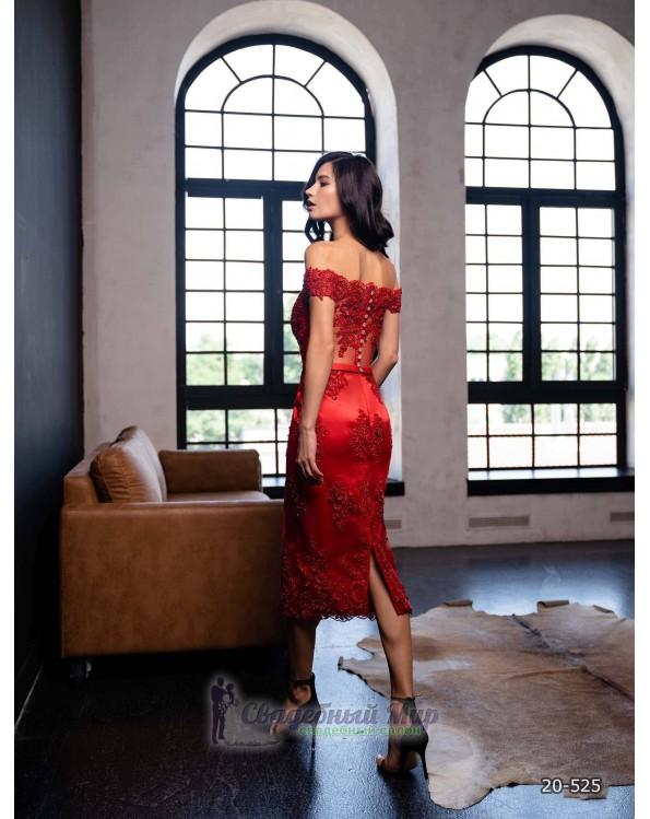 Вечернее платье 20-525