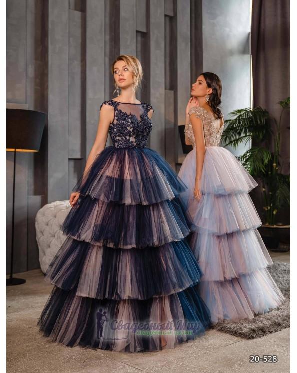 Вечернее платье 20-528