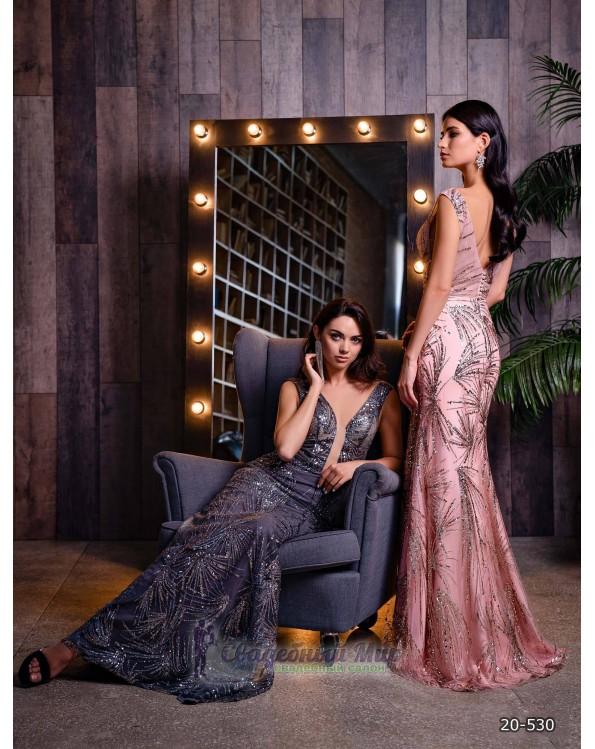 Вечернее платье 20-530
