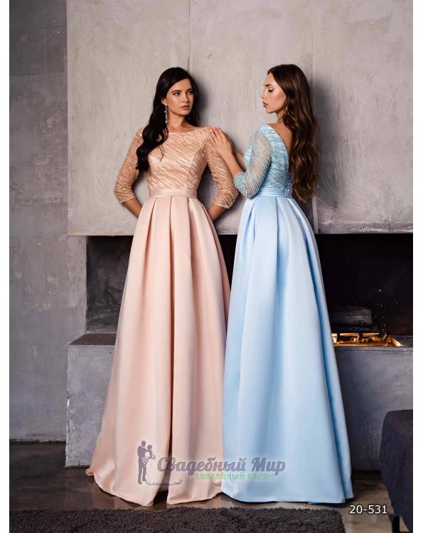 Вечернее платье 20-531