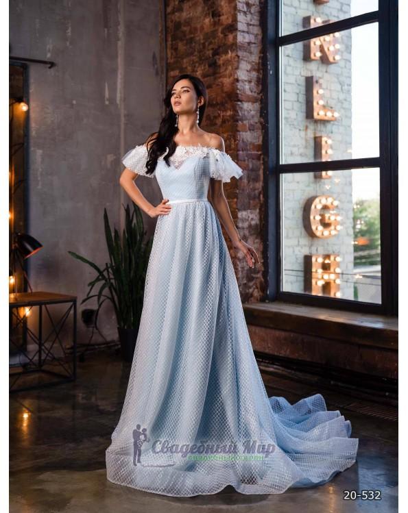 Вечернее платье 20-532