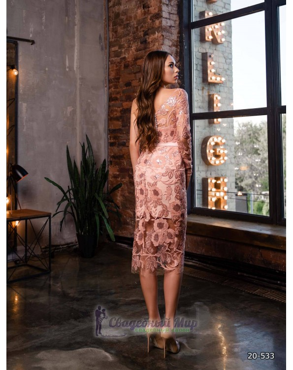 Вечернее платье 20-533