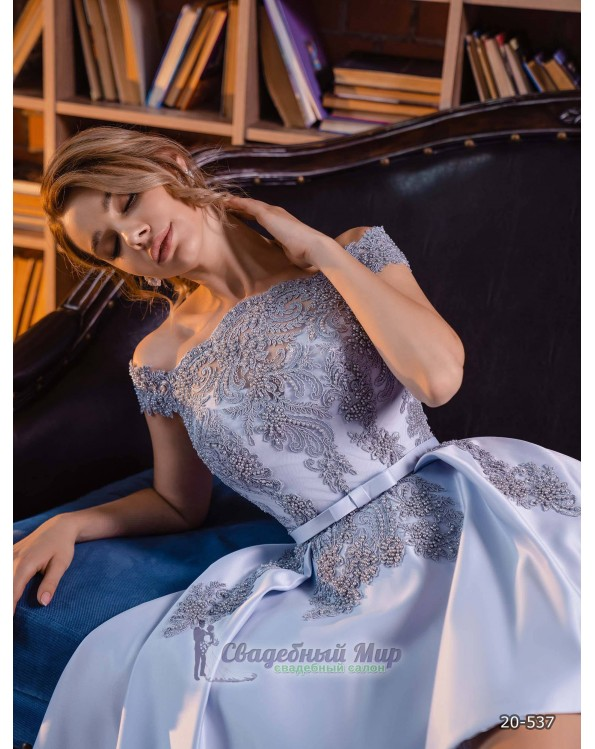 Вечернее платье 20-537