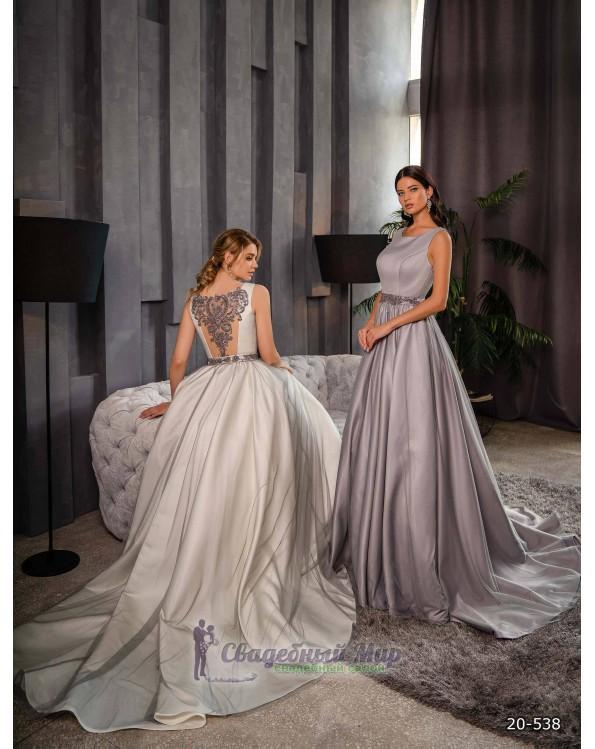 Вечернее платье 20-538