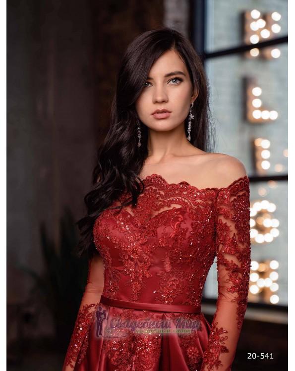 Вечернее платье 20-541