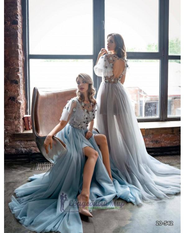 Вечернее платье 20-542