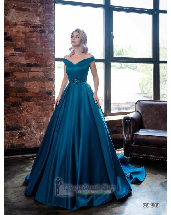 Вечернее платье 20-543