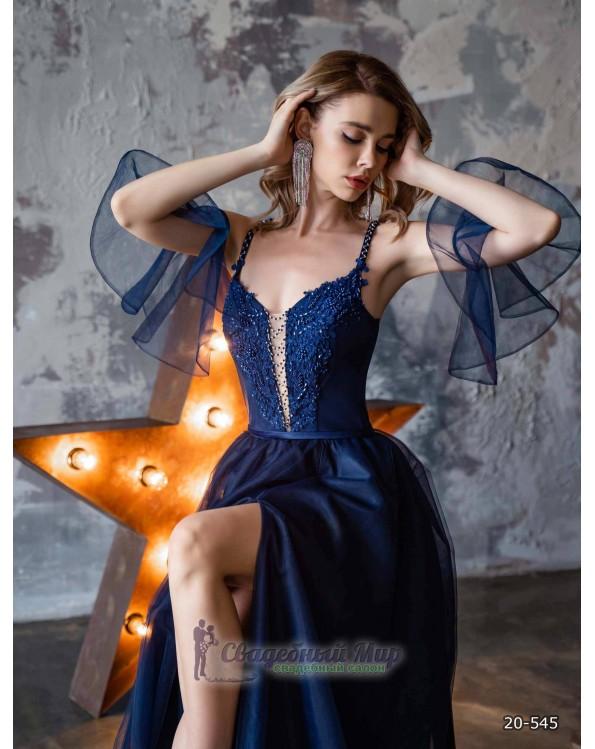 Вечернее платье 20-545