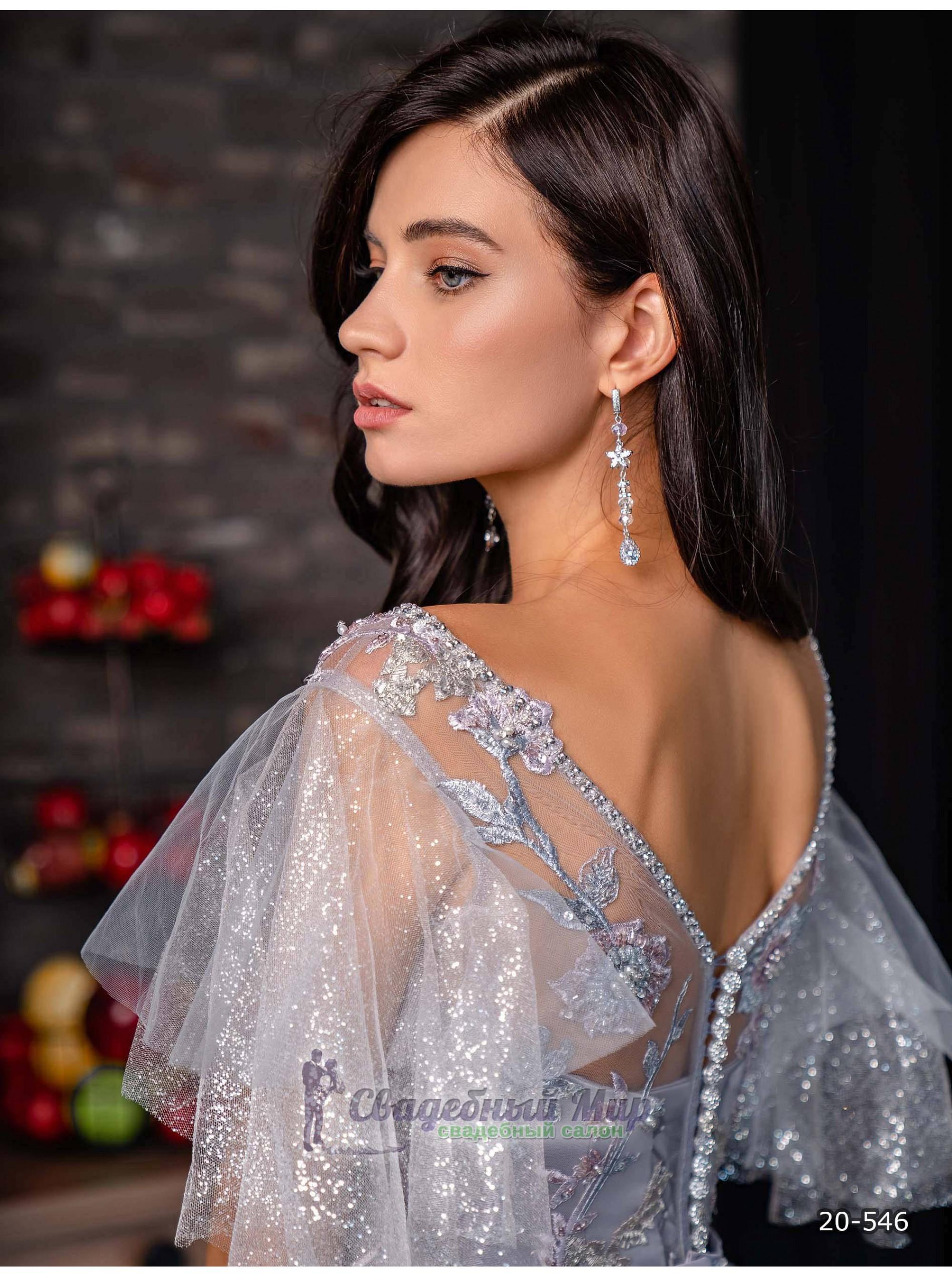 Вечернее платье 20-546