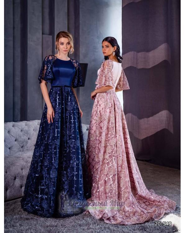 Вечернее платье 20-549
