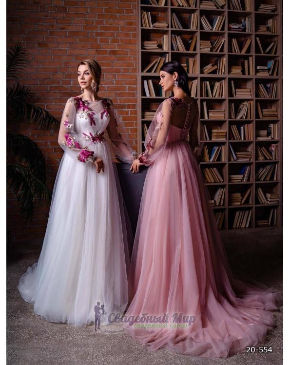 Вечернее платье 20-554