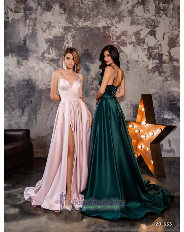 Вечернее платье 20-555