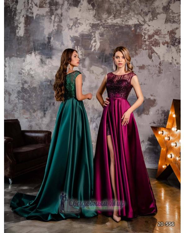Вечернее платье 20-556