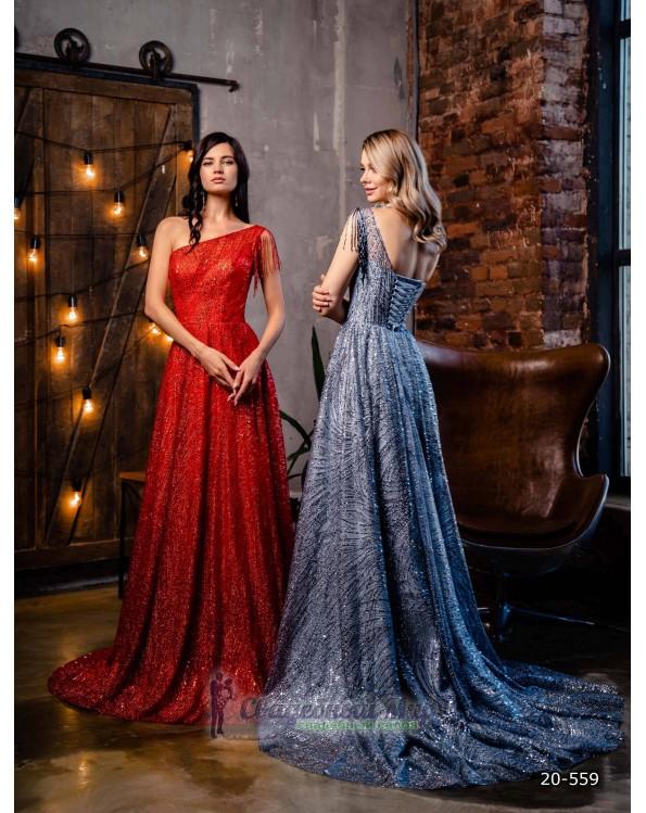 Вечернее платье 20-559