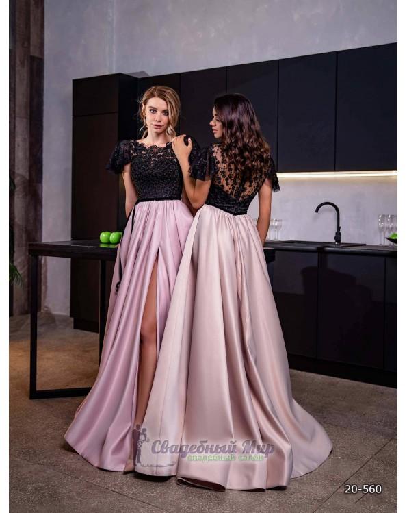 Вечернее платье 20-560