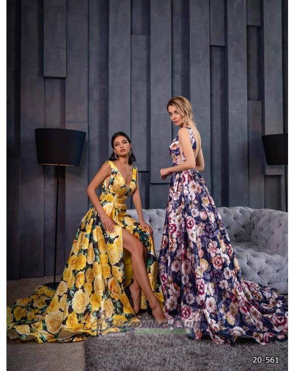 Вечернее платье 20-561