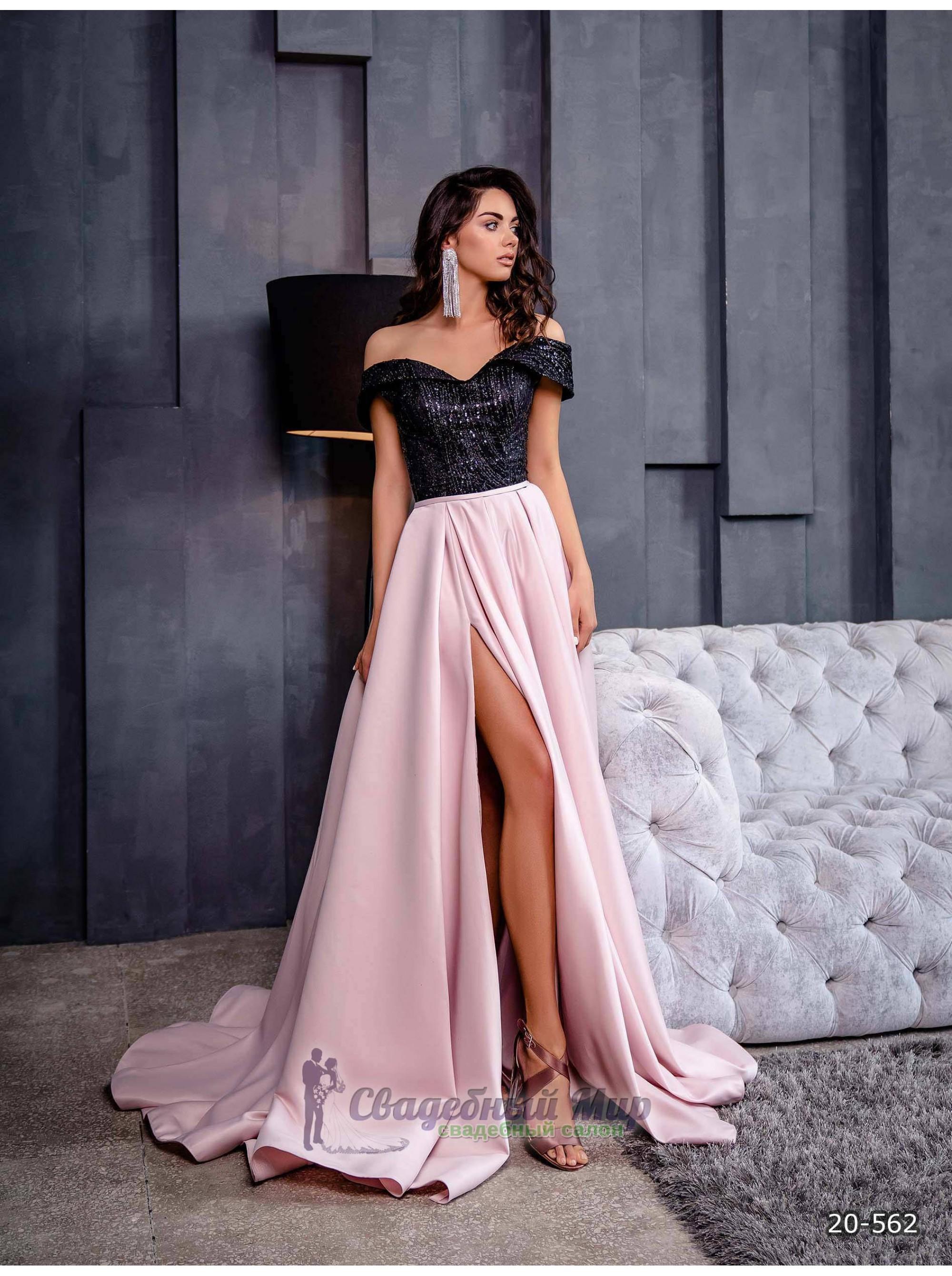 Вечернее платье 20-562
