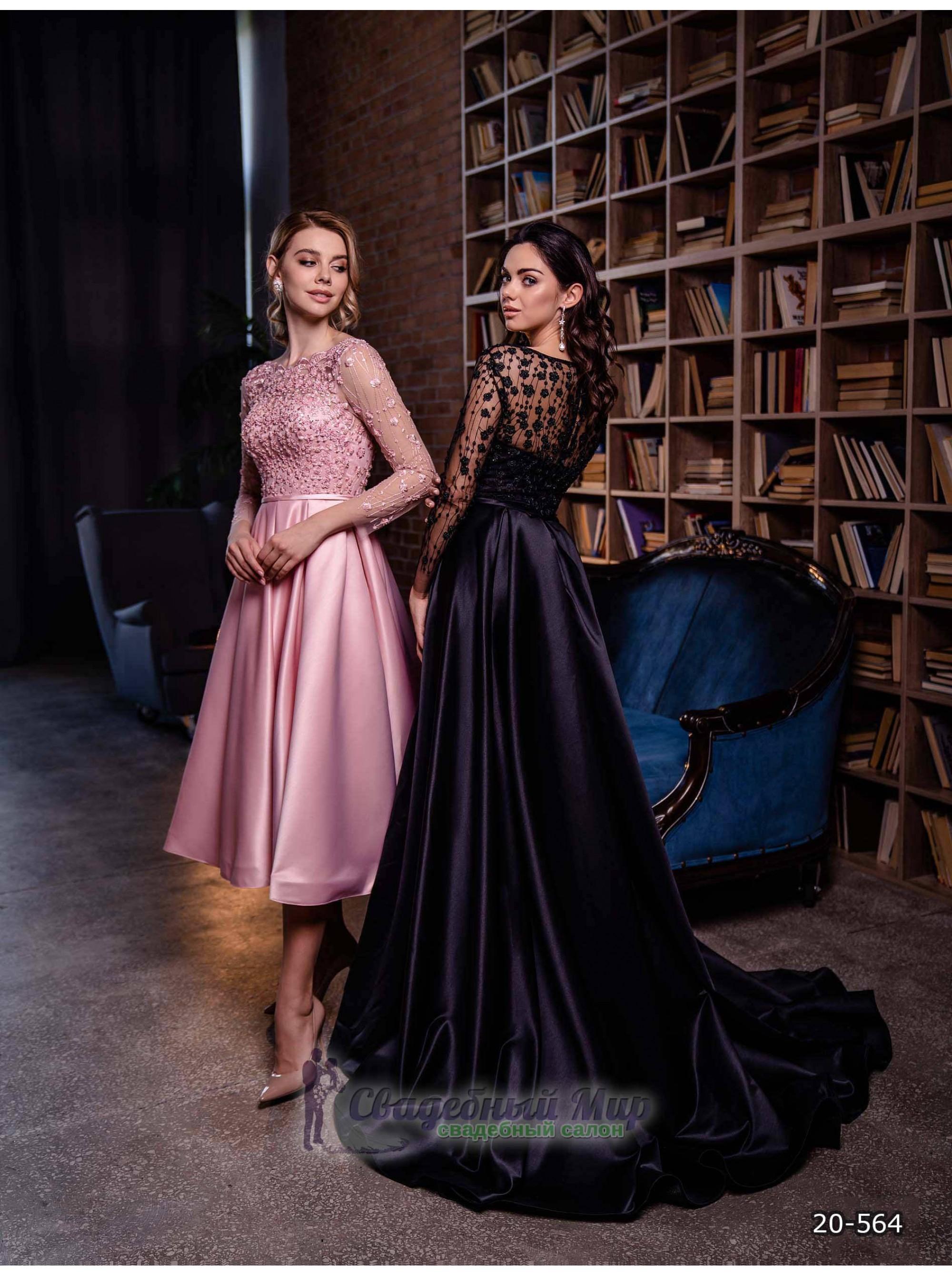 Вечернее платье 20-564