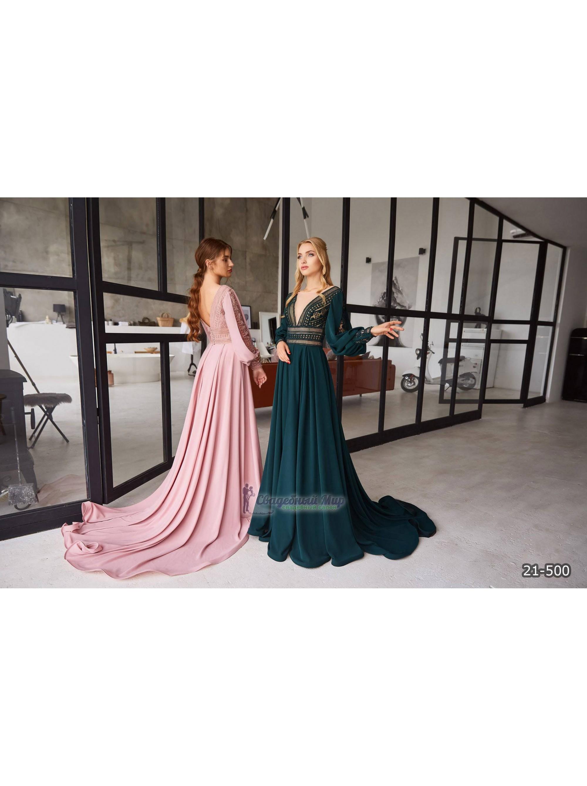 Вечернее платье 21-500