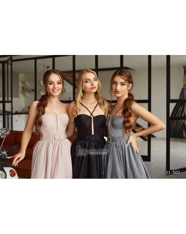 Вечернее платье 21-502