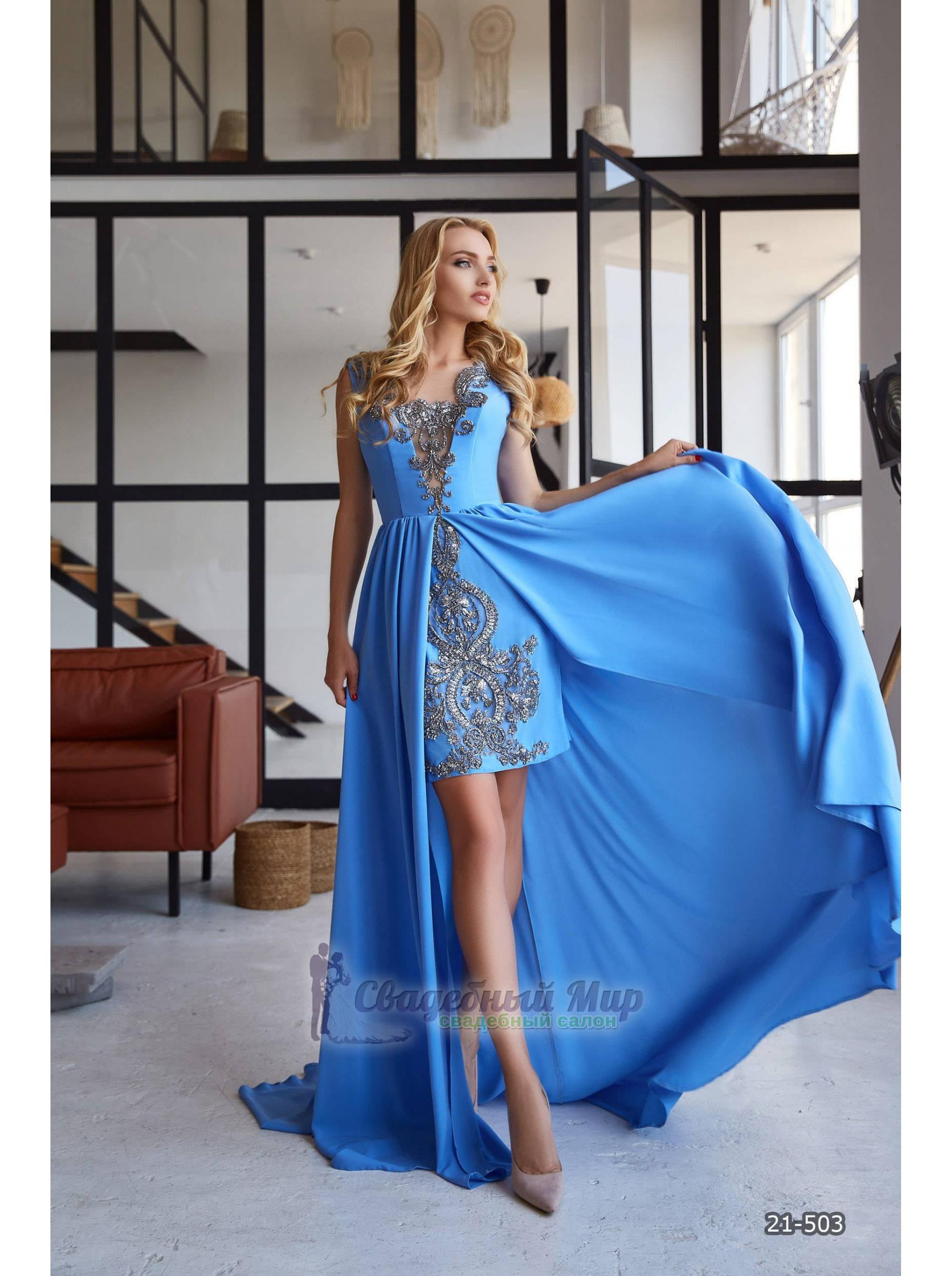 Вечернее платье 21-503
