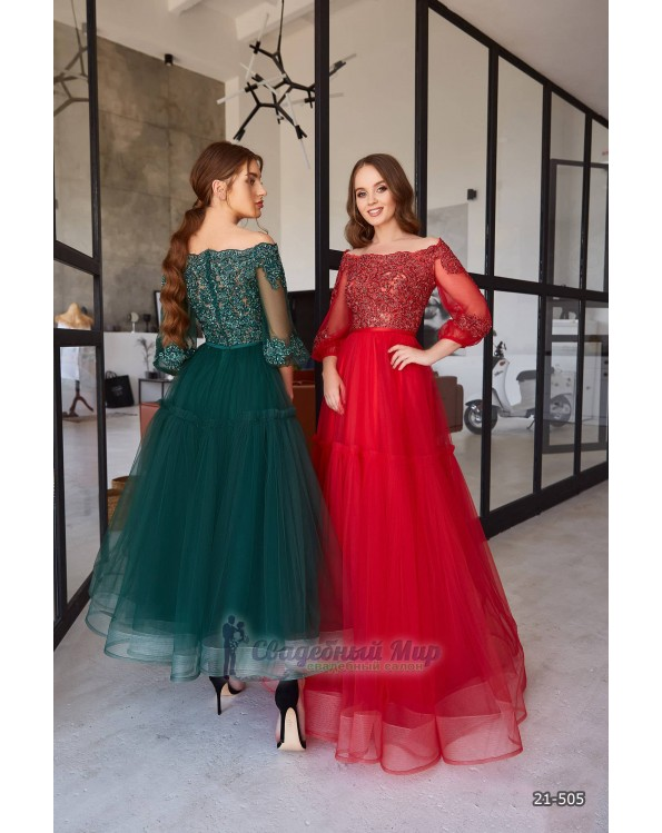 Вечернее платье 21-505