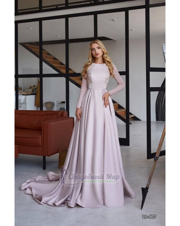 Вечернее платье 21-507