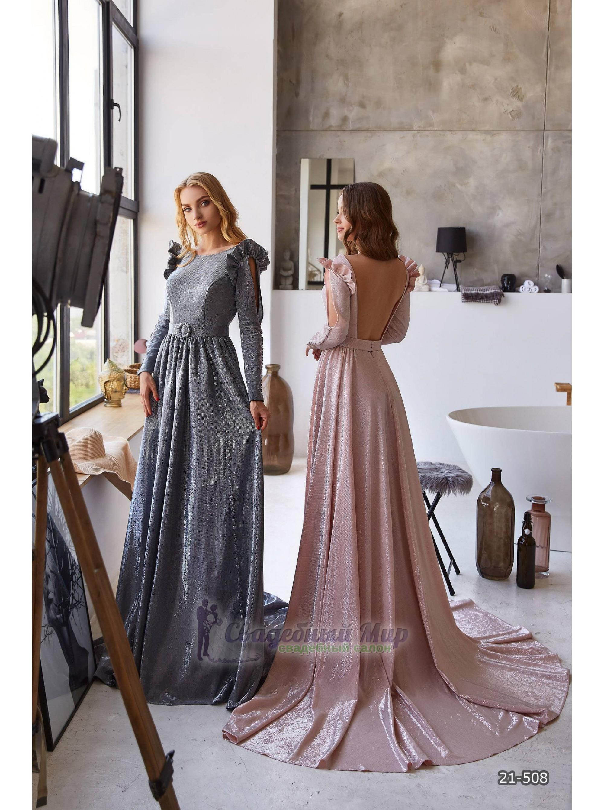 Вечернее платье 21-508