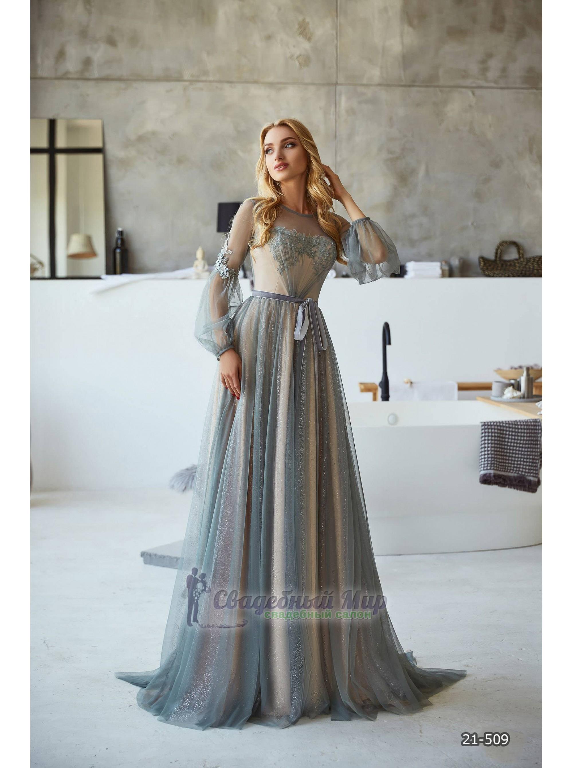 Вечернее платье 21-509
